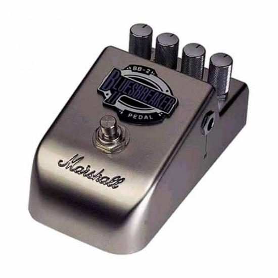 Pedal para Guitarra Bluesbreaker II BB2 Prata MARSHALL (12925)