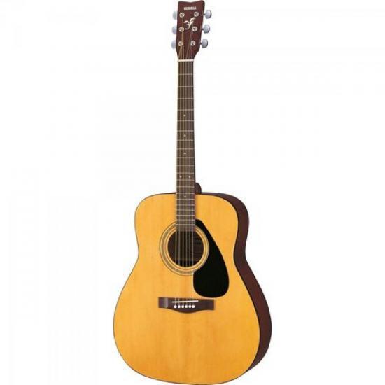 Violão Yamaha F310 Folk Acústico Natural Aço
