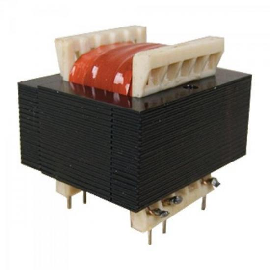 Transformador 12+12VAC 127/220VAC 70mA 12/200CI HAYONIK