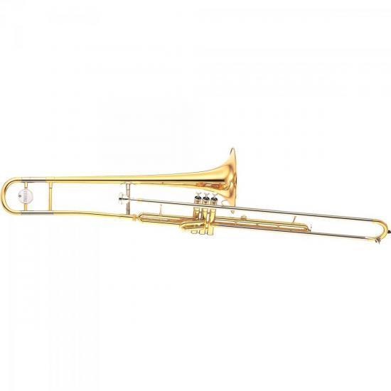Trombone de Pisto Bb YSL-354V YAMAHA (15266)