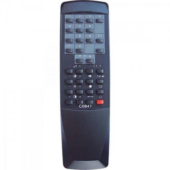 Controle Remoto para TV SANYO CTP3756/6766/3770/3780 GENÉRICO