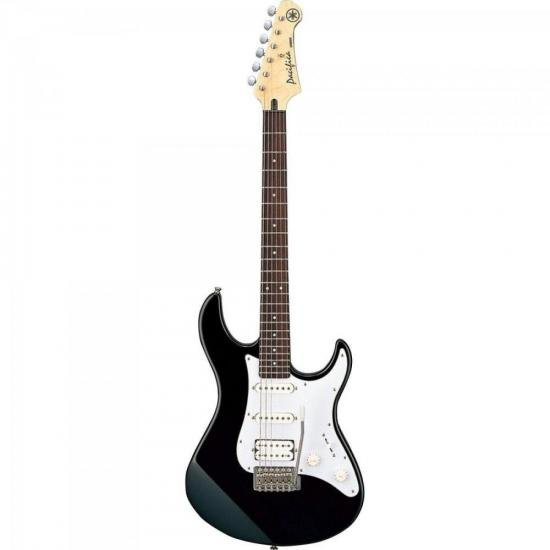 Guitarra Pacifica 012 Preta YAMAHA