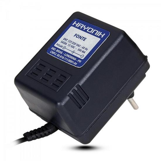 Fonte Telefone sem Fio Toshiba 9VDC 200mA TST-920 HAYONIK (17268)