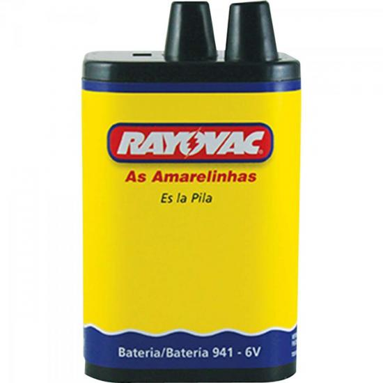 Bateria 6V High Power RAYOVAC