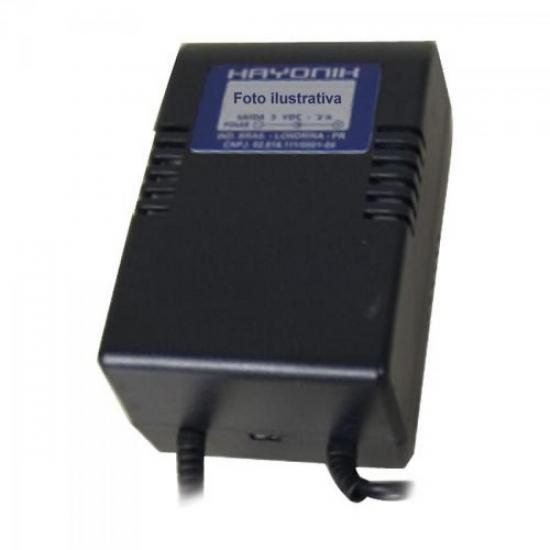 Fonte FTM1202E Mesa 12VDC 2A Estabilizada C- HAYONIK
