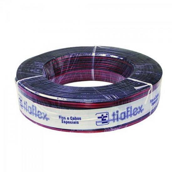 Fio Bicolor Auto Falante 2x1,00mm 16 TIAFLEX