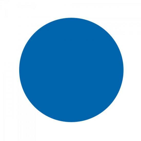 Filtro de Cor Gelatina Ecolour Dark Blue 119 ROSCO (2209)