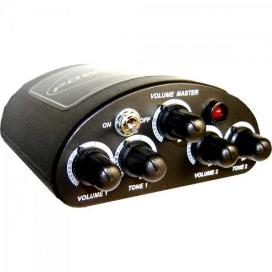 Amplificador Para Fone de Ouvido DB05 P10 Mono POWER CLICK (23019)