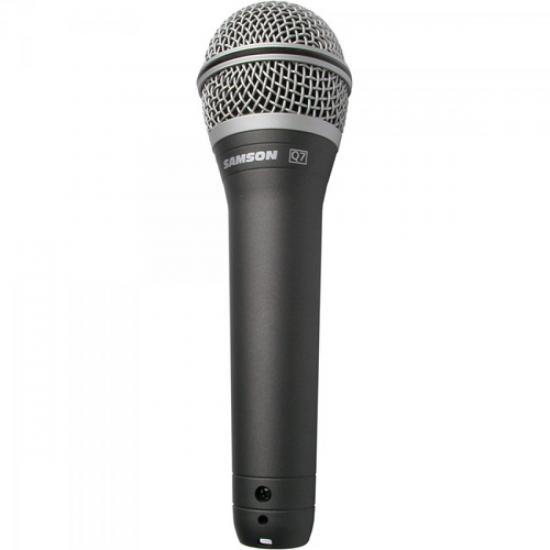 Microfone Profissional Cardióide Q7 SAMSON