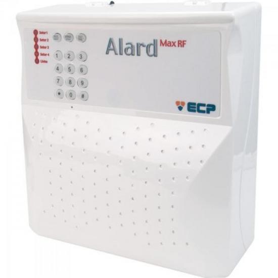 Central de Alarme Com Discadora 4 Setores sem fio AlardMax ECP