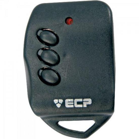 Controle Remoto Para Alarme Portão 433Mhz KEY 3 botões ECP