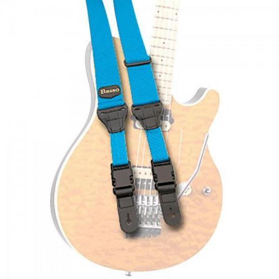 Correia 5cm Azul em Nylon QR02 BASSO (24598)