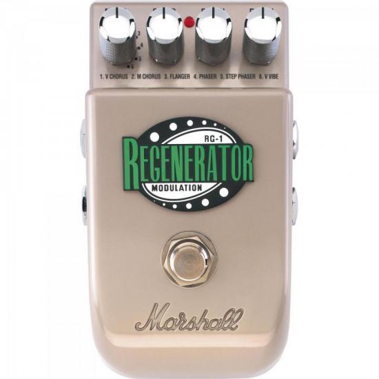 Pedal para Guitarra Regenerator RG1 Prata MARSHALL (26472)