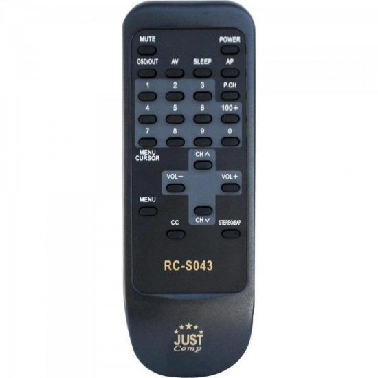 Controle Remoto para TV AIWA TVAR2695C/145/205 GENÉRICO (27191)