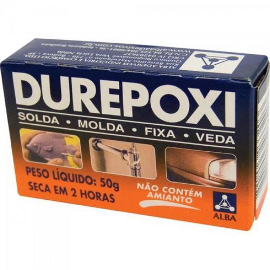 Cola Durepoxi 50g ALBA