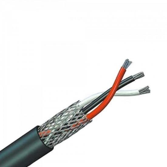Fio T 4x22 Preto KMP/RFS Audioflex RFS