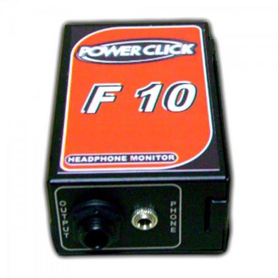 Amplificador Para Fone de Ouvido F10 P10 Mono POWER CLICK (27967)
