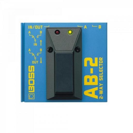 Pedal Seletor de 2 Canais AB2 BOSS (30410)