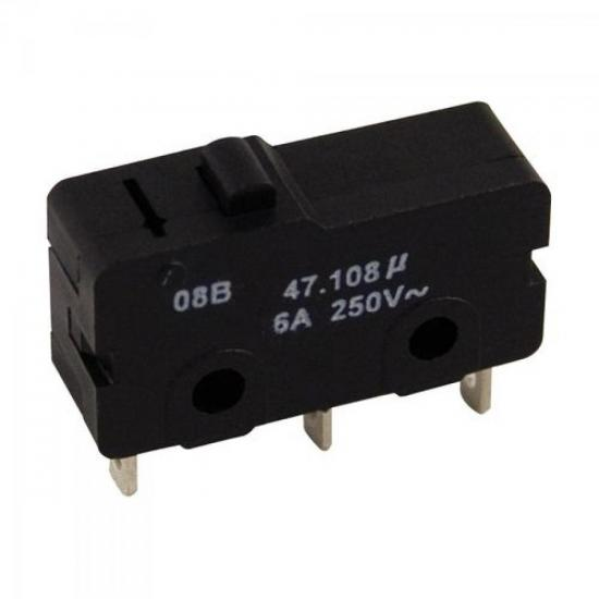 Chave Micro-switch 6A 47108 MARGIRIUS