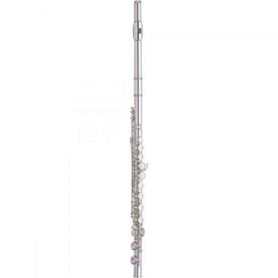 Flauta Transversal C FL03S Prateada EAGLE