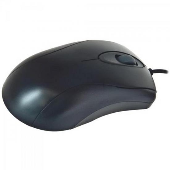 Mouse Scroll 800DPI USB MS3202/S002 Preto COLETEK (34223)