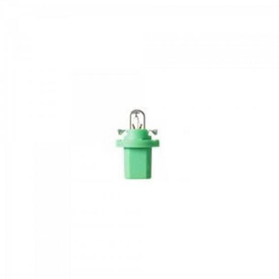 Lâmpada para Painel Automotivo 2821 12V 3W Verde DAISHIN