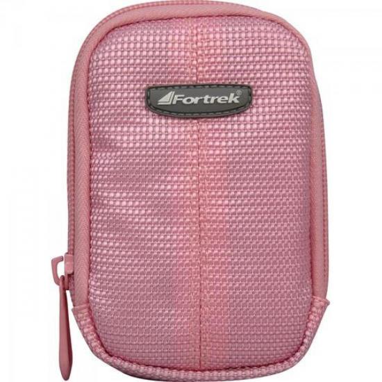 Bolsa para Câmera Digital Rosa Photobag PB-101PK FORTREK (35069)