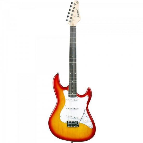 Guitarra EGS216 Cherry Sunburst STRINBERG