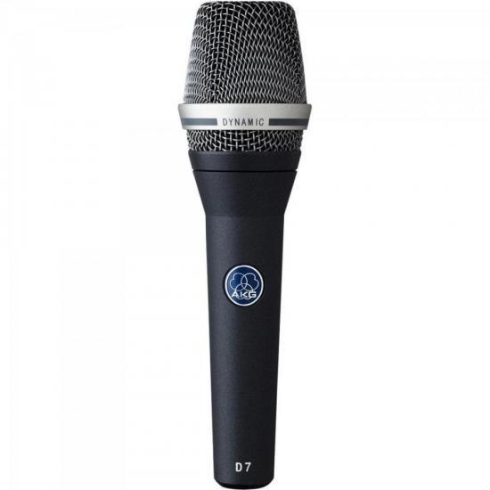 Microfone Profissional Dinâmico Super Cardióide D7 AKG