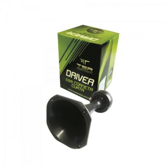 Driver com Corneta Curta 120W 8 Ohms TSR5200CC ORION