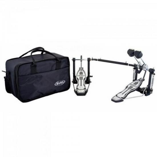 Pedal Duplo com Bag para Bumbo P501TW MAPEX