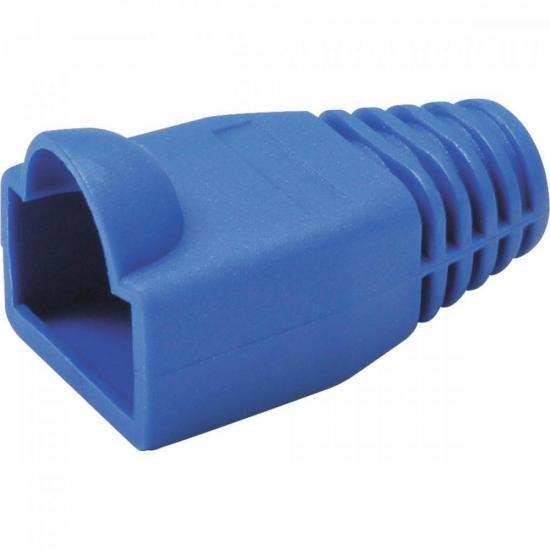 Capa para Plug RJ45 Azul GENÉRICO