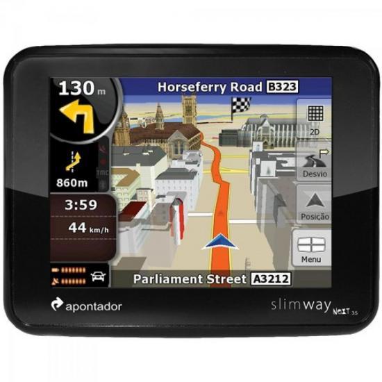 Navegador Digital GPS 3,5