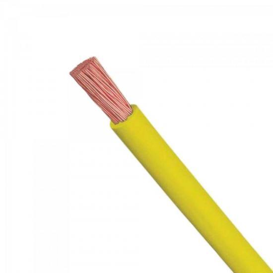 Fio Flexível 6,00mm Amarelo CONTROLLER