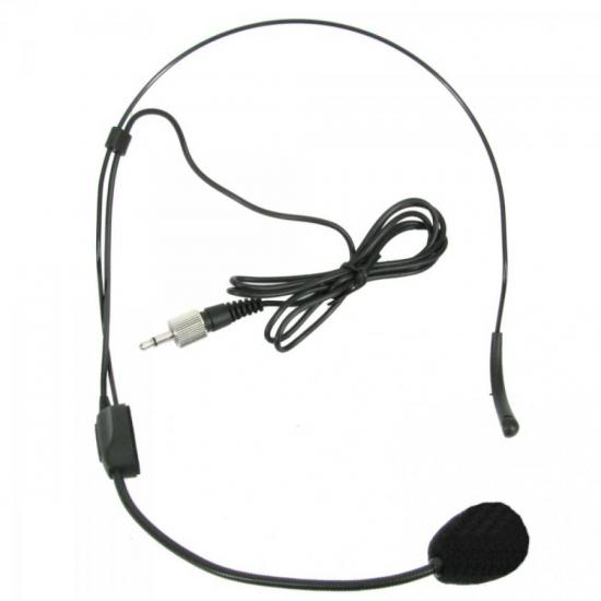 Microfone HT2/HT9 P2 com Rosca Headset KARSECT