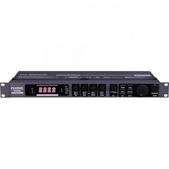 Processador de Efeitos DFX2000 PHONIC (44700)