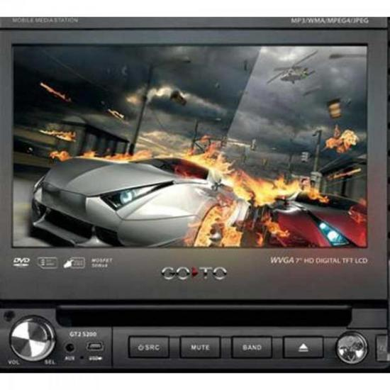 DVD Player GT2 S200 GO TO (44714)