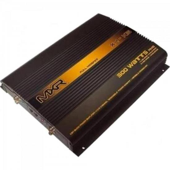 Módulo Amplificador X4K5 4 Canais 4x125 Full Mosf MXR (44924)