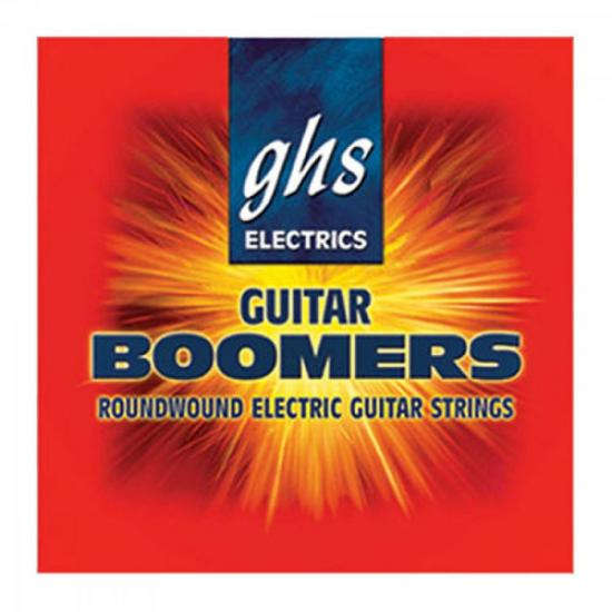 Encordoamento Para Guitarra GBXL009 BOOMERS 0.09 GHS