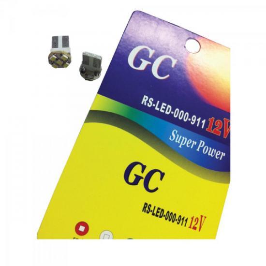 Lâmpada LED HighPower 5 Super LEDs 12V RS-LED-000-911 GC