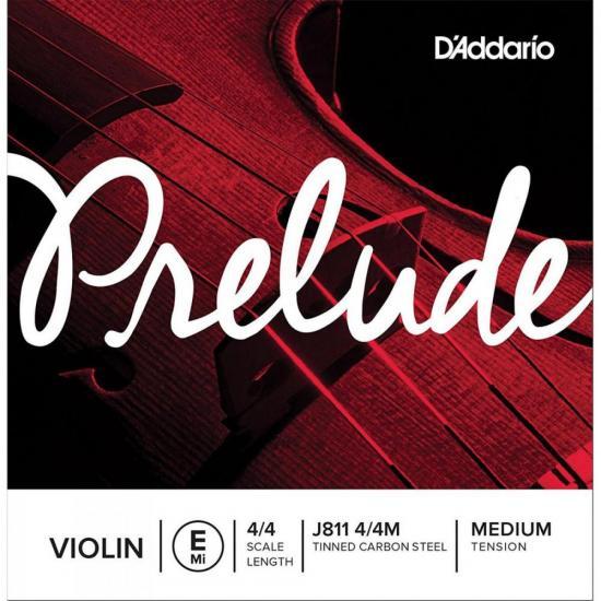 Corda para Violino Prelude J811 MI D`ADDARIO