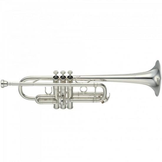 Trompete C YTR-9445NYS Prateado YAMAHA (46760)