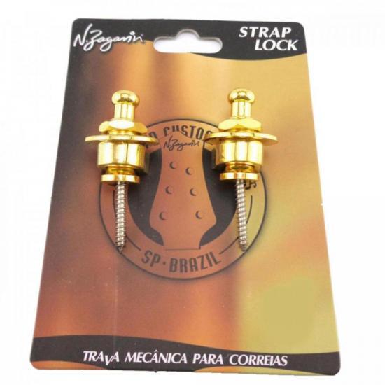 Straplock SL 1 Dourado N ZAGANIN (47004)