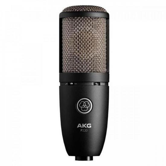 Microfone Perception 220 Prata AKG