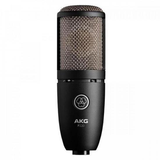 Microfone Perception 220 Preto AKG
