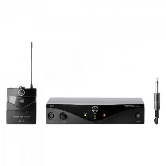 Sistema Wireless PW45 ISET A Preto AKG