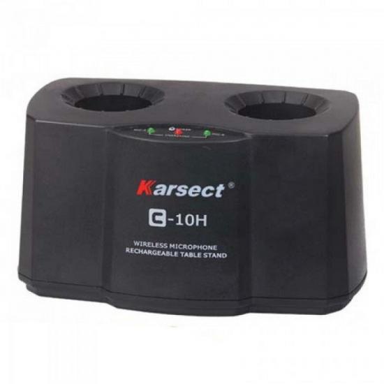 Carregador de Bateria C10H KARSECT (48596)