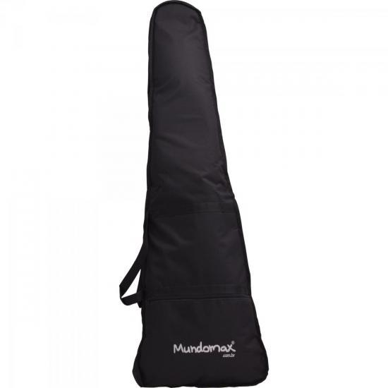 Capa Acolchoada Para Contrabaixo Jazz Bass MUNDOMAX