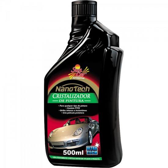 Cristalizador de Pintura Nanotech 500ml SUN CAR