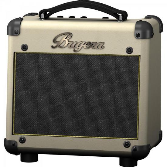 """Combo Amplificador Valvulado Para Guitarra 15W 8"""" BC15 BUGERA (49726)"""